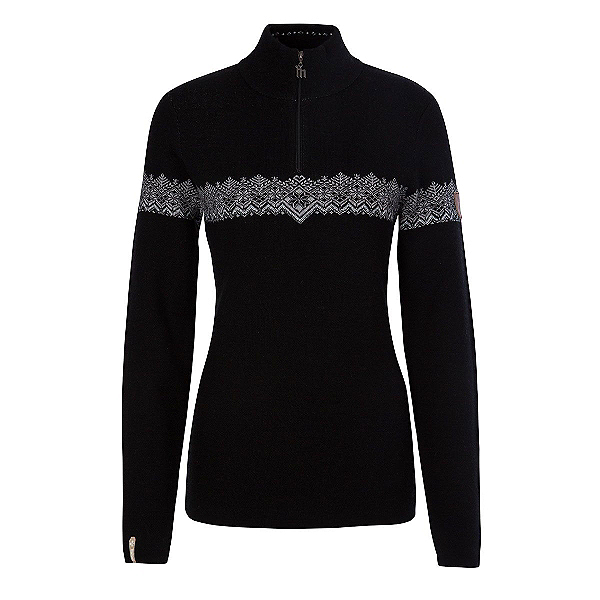 Meister Violet Womens Sweater, Black-Pearl-Silver, 600