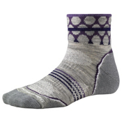 SmartWool PhD Outdoor Light Pattern Mini Womens Socks, , medium