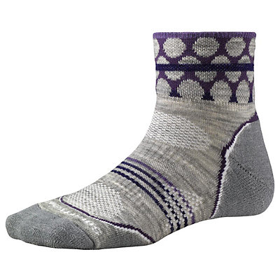 SmartWool PhD Outdoor Light Pattern Mini Womens Socks, , viewer