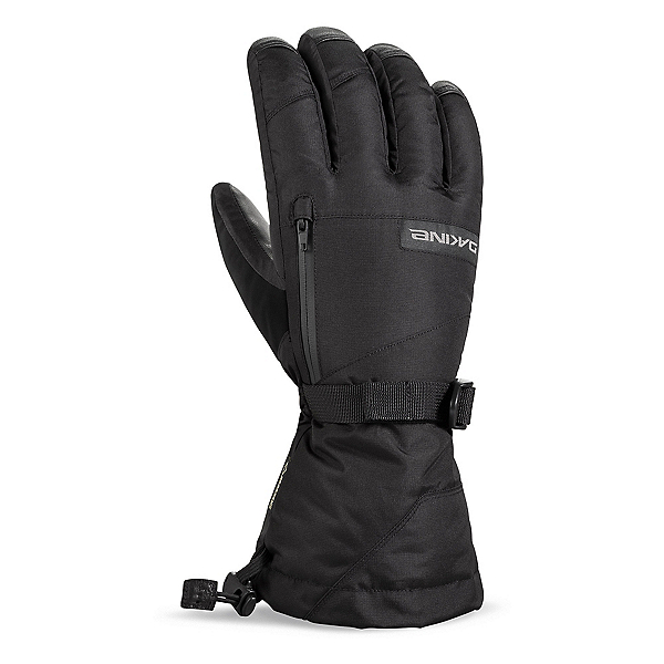 Dakine Leather Titan Gloves, Black, 600