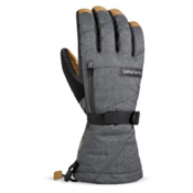 Dakine Leather Titan Gloves, Carbon, medium