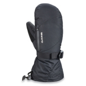 Dakine Leather Sequoia Womens Mittens, Black, medium