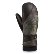 Dakine Firebird Womens Mittens, Peat Camo, medium