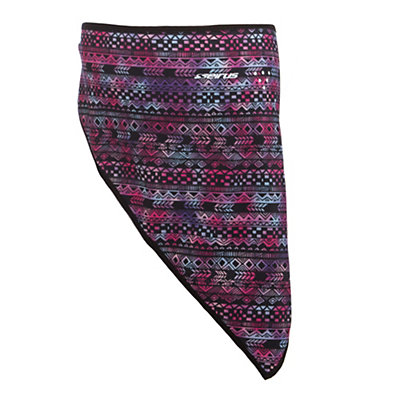 Seirus Softshell Festive Bandana, Festive Pink, viewer