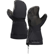 Arc'teryx Alpha SV Mittens, Black, medium