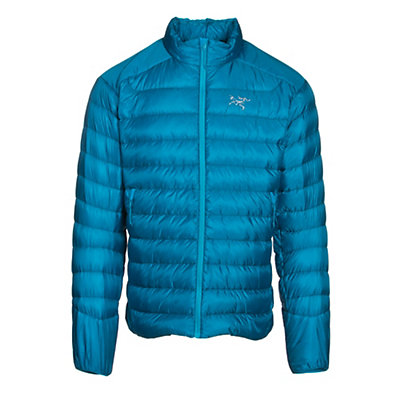 Arc'teryx Cerium LT Mens Jacket, Adriatic Blue, viewer