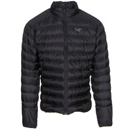 Arc'teryx Cerium LT Mens Jacket, Black, 256