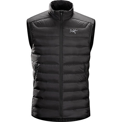 Arc'teryx Cerium LT Mens Vest, Black, viewer
