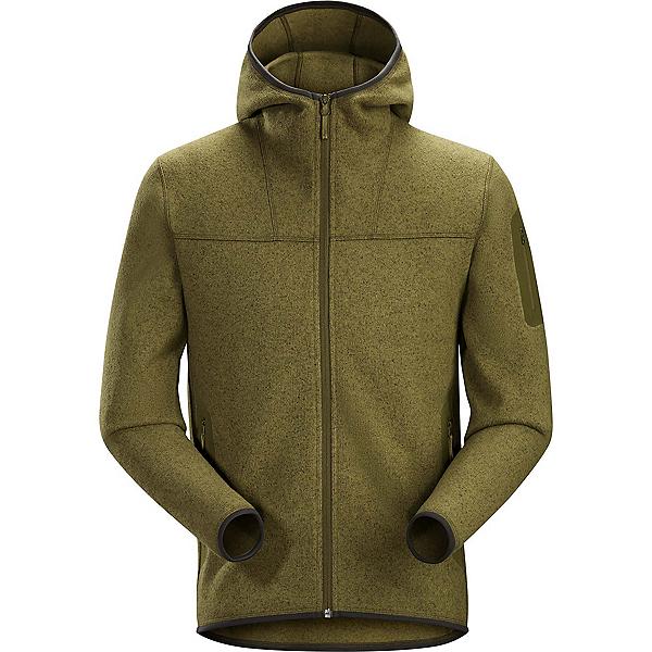 Arc'teryx Covert Hoody Mens Jacket, Roman Pine, 600