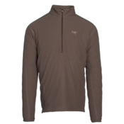 Arc'teryx Delta LT Zip Neck, Basalt, medium