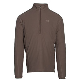 Arc'teryx Delta LT Zip Neck Mens Mid Layer, Basalt, 256