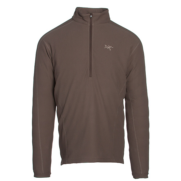 Arc'teryx Delta LT Zip Neck Mens Mid Layer, , 600