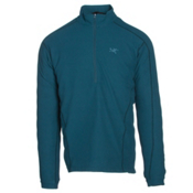 Arc'teryx Delta LT Zip Neck Mens Mid Layer, Legion Blue, medium