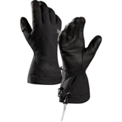 Arc'teryx Fission Gloves, Black, medium