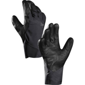 Arc'teryx Rush Gloves, Black, medium
