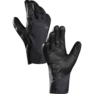 Arc'teryx Rush Gloves, Black, viewer