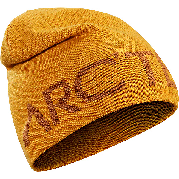 Arc'teryx Word Head Long Toque Hat, Aspen-Copperwood, 600