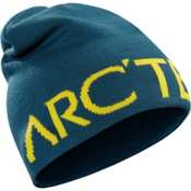 Arc'teryx Word Head Long Toque Hat, Legion Blue-Fennel, medium