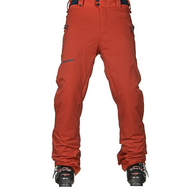 Scott Ultimate Dryo Mens Ski Pants, Burnt Orange, viewer