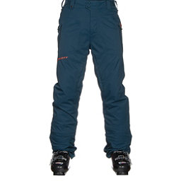 Scott Ultimate Dryo Mens Ski Pants, Eclipse Blue, 256