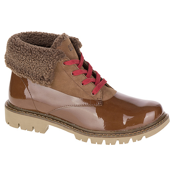 Caterpillar Hub Fur Womens Boots, , 600