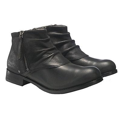 Caterpillar Irenea Womens Boots, Black-Black, viewer