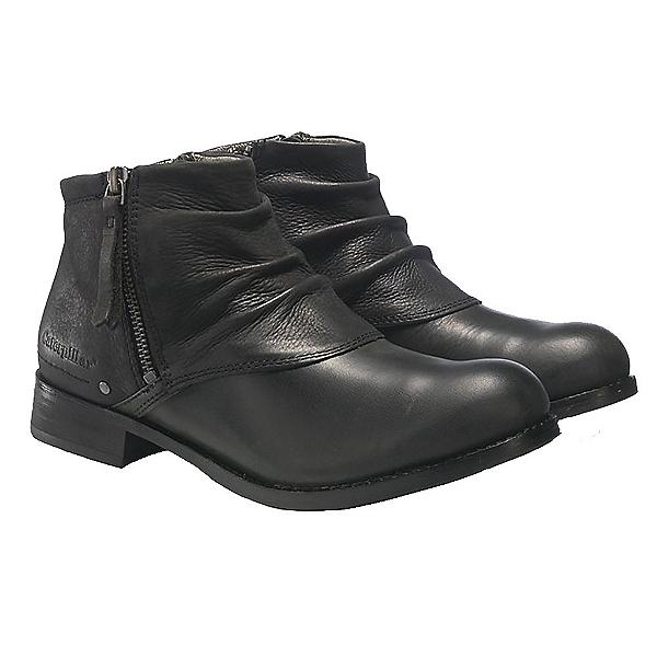 Caterpillar Irenea Womens Boots, Black-Black, 600