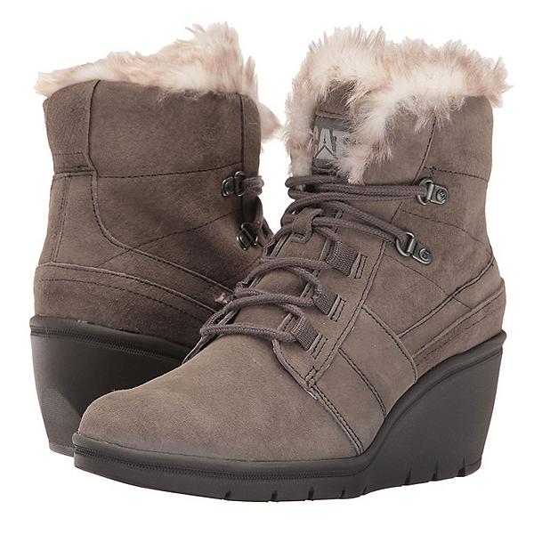 Caterpillar Harper Faux Fur WP Womens Boots, , 600