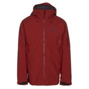 Arc'teryx Fissile Mens Insulated Ski Jacket, Sangria, medium