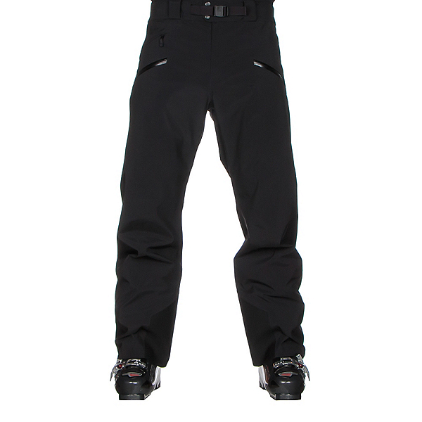 Arc'teryx Sabre Mens Ski Pants, Black, 600