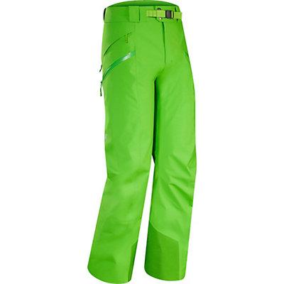 Arc'teryx Sabre Mens Ski Pants, Macaw, viewer