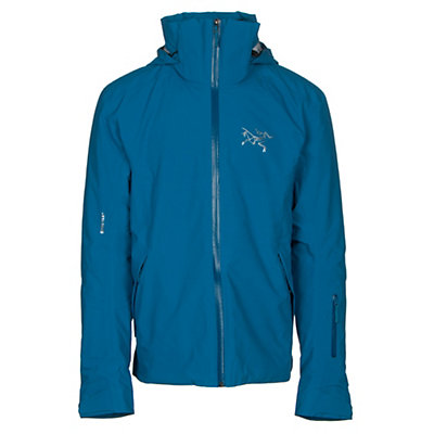 Arc'teryx Shuksan Jacket Mens Insulated Ski Jacket, Macaw, viewer