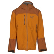 Arc'teryx Tantalus Mens Shell Ski Jacket, Oak Madras, medium