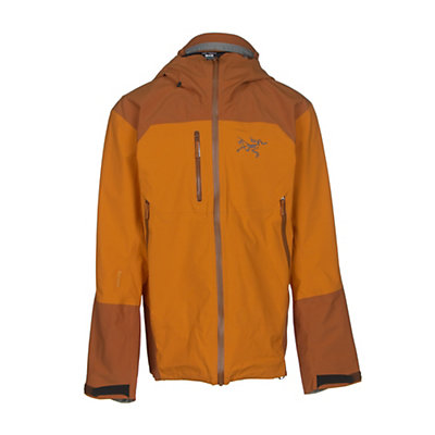 Arc'teryx Tantalus Mens Shell Ski Jacket, Oak Madras, viewer