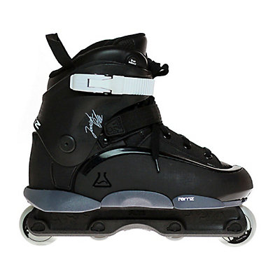 Remz Josiah Pro Aggressive Skates, Black-Grey, viewer