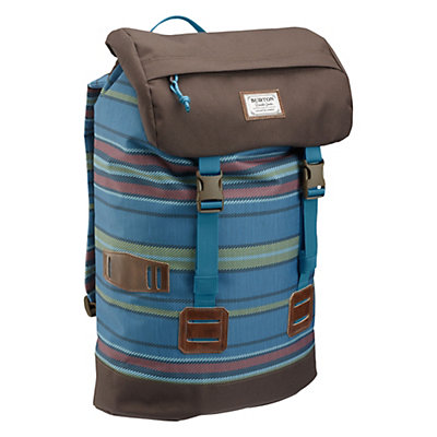 Burton Tinder Backpack, Beagle Brown Waxed Canvas, viewer