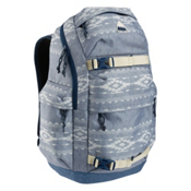 Burton Kilo Backpack, Famish Stripe, medium
