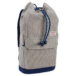 Burton Frontier Backpack, Ticking Stripe, 256