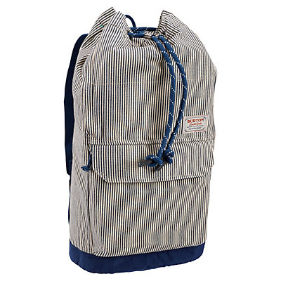 Burton Frontier Backpack, Famish Stripe, viewer