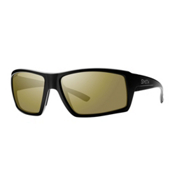 Smith Challis Polarized Sunglasses, Matte Black, medium