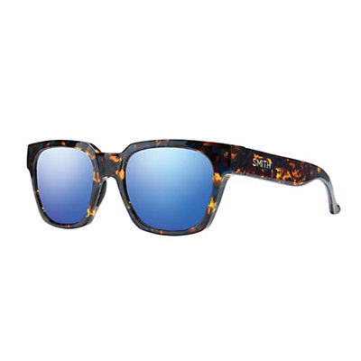 Smith Comstock Sunglasses, Flecked Blue Tortoise, viewer