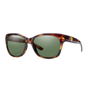 Smith Feature Polarized Womens Sunglasses, Tortoise, medium