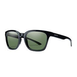 Smith Founder Polarized Sunglasses, Black, 256