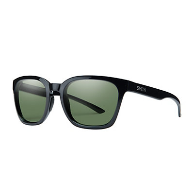 Smith Founder Polarized Sunglasses, Black, viewer