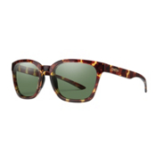 Smith Founder Polarized Sunglasses, Tortoise, medium