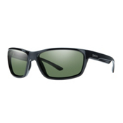 Smith Redmond Polarized Sunglasses, Black, medium