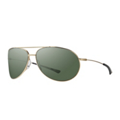 Smith Rockford Polarized Sunglasses, Matte Gold, medium