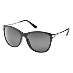 SunCloud Nightcap Sunglasses, Black-Gray Polarized, 256