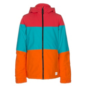 O'Neill Coral Girls Snowboard Jacket, Exuberance, medium