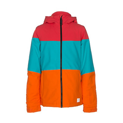 O'Neill Coral Girls Snowboard Jacket, Exuberance, viewer